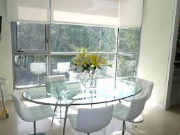 Modren Glass Table Dining Room Kitchen Great And Chairs S With - Brilliant small glass top dining table house