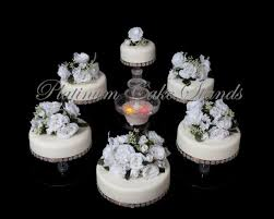 cupcake and cake stand 6 tier clear wedding cascade cupcake cake stand style r601 ebay