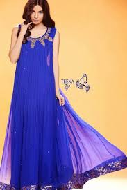 teena by hina spring summer formal party wear latest fashion