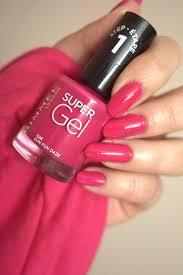 rimmel london super gel spring look nail polish review yasmine alvi