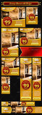 luxury banner ad design by myboodesign graphicriver