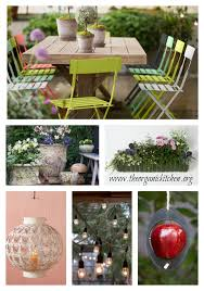 outdoor cooking spaces adding charm to your outdoor space the organic kitchen blog and