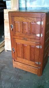 92 best iceboxes images on pinterest antique furniture vintage
