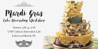 mardi gras cake decorations julie deffense artistry festive mardi gras cake decorating workshop