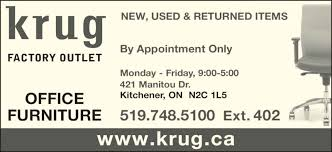 krug furniture kitchener krug factory outlet kitchener on 421 manitou dr canpages