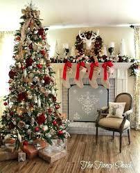 burlap decor burlap and lace tree ornaments creative decor