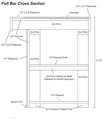 free building plans for home bar home design and style