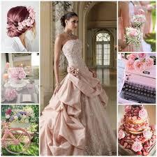 montage mariage mon mariage romantique poudré mariage montages and roses