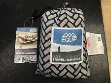 equip two person travel hammock 96158 500 lb capacity ebay
