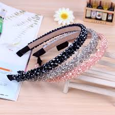 glitter headbands online get cheap glitter plastic headbands aliexpress