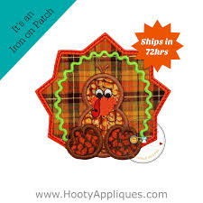 thanksgiving appliques