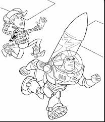 astonishing toy story woody printable coloring pages with buzz