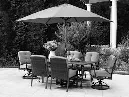 menards outdoor furniture fair patio table renate inside menards