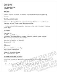 criminal justice resume objective examples surprising objectives