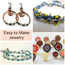 easy earrings how to make dangle earrings in 4 simple steps