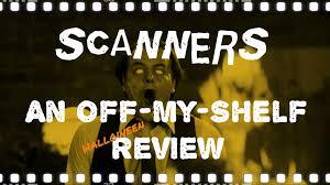 every movie on my shelf halloween shelf scanners 1981