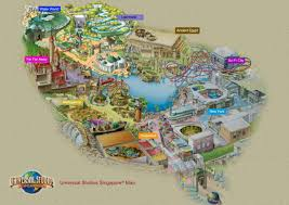Universal Park Map Disney World Park Map Cops And Robbers Minecraft Map