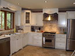 Small Kitchen Cabinet Designs Kitchen Cabinet Colors For Small Kitchens Gostarry