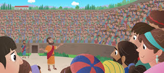 new bible app for kids story saul meets jesus u201cfrom enemy to