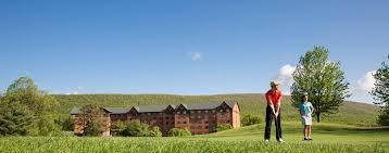 golf at rocky gap casino resort in western maryland