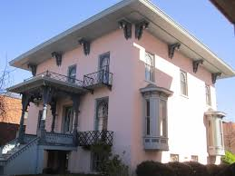 the picturesque style italianate architecture henry austin and
