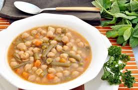 la cuisine pied noir une recette de famille le potaje soupe pied très