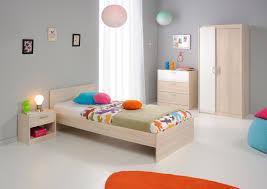 chambre enfant contemporaine acacia blanc comix chambre enfant pas