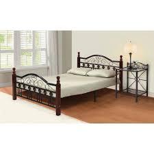bed frames reclaimed wood platform bed bed frames full solid