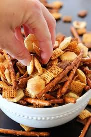 ranch snack mix recipe easy homemade snacks snack mixes and