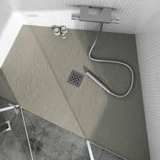 fiora elax designer black slate low profile shower tray u2013 900mm w