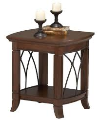 carved cherry coffee table set by serta upholstery my furniture