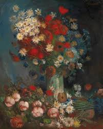 still life with meadow flowers and roses u2013 kröller müller museum