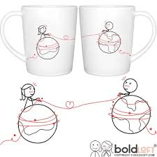 His And Her Mug Adorably Cute And Good Couples Gifts