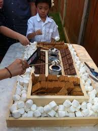 Backyard Graduation Party by 18 Cookout Hacks To Take Summer Entertaining To The Next Level