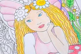 summer coloring pages adults u2013free printables