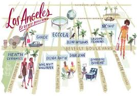 los angeles shopping guide los angeles design stores