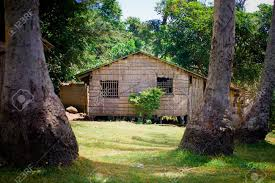 nipa hut in the philippines stock photo picture and royalty free