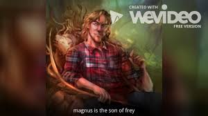 magnus chase and the hammer of thor youtube