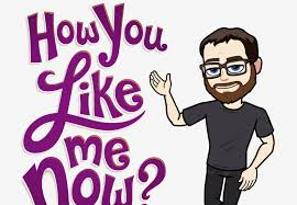 snapchat u0027s bitmoji get changing expressions and snapcode placement
