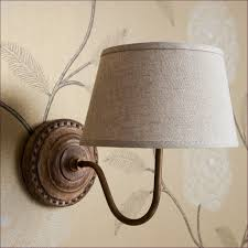 bedroom plug in swing arm lamp contemporary bedside wall lights