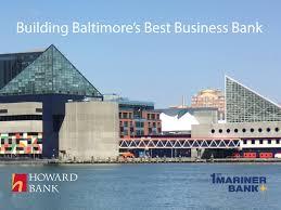Howard Bank Homepage