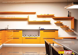 kitchen shelves and cabinets in yellow gharexpert kitchen shelves and cabinets i