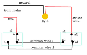 wiring diagram for photocell switch wiring wiring diagrams