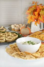 sweet dip recipe and thanksgiving entertaining tips about