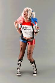 halloween menu moving background gifs how to make squad u0027s harley quinn costume for halloween