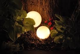 frugal diy project garden light orbs mini lights opaque glass