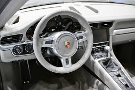 Porsche 911 White - 2014 porsche 911 targa revealed at 2014 detroit auto show