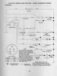 100 riding lawn mower wiring diagram murray 387002x92a