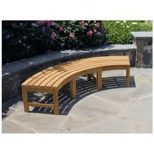 backless bench outdoor backyard backless bench xl outdoor benches curved garden best