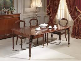 extendable console table vimercati classic furniture